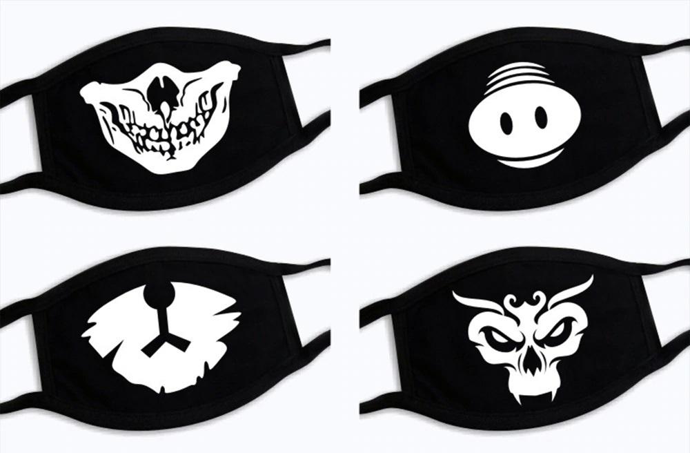 چاپ روی ماسک به صورت بهداشتی - چاپ صنعتی ایساتیس