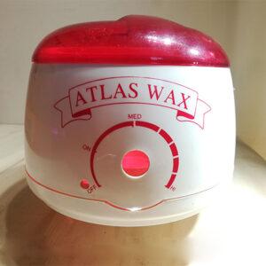 چاپ برند ATLAS WAX روی پلاستیک - مجموعه چاپ صنعتی ایساتیس