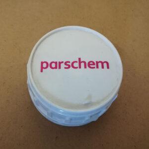 چاپ برند parschem روی پلاستیک - چاپ صنعتی ایساتیس